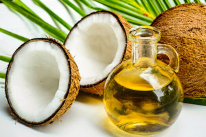 Coconut Oil as Lube